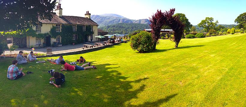 Team Retreat - Lake District, UK, Summer 2013