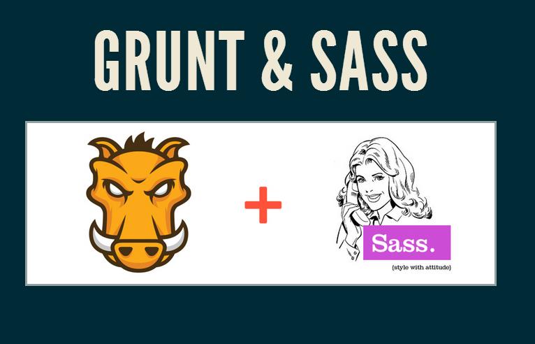 Grunt and Sass